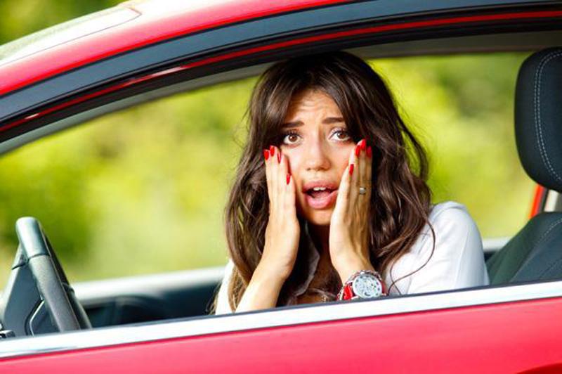 Как побороть страх перед вождением автомобиля в городе